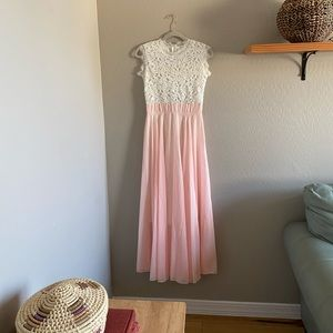 Vintage Gown | S